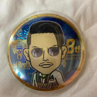 サンダイメジェイソウルブラザーズ(三代目 J Soul Brothers)の今市隆二 シークレット 缶バッチ(その他)