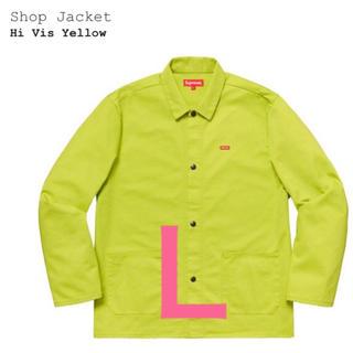 supreme shop jacket 19ss week15(カバーオール)