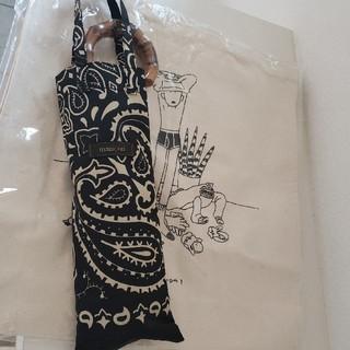アパルトモンドゥーズィエムクラス(L'Appartement DEUXIEME CLASSE)の2020SS manipuri / マニプリ折り畳み傘(限定エコバック付き☆)(傘)