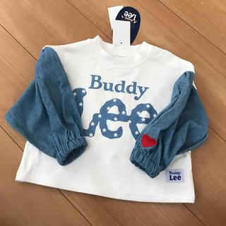 バディーリー(Buddy Lee)のBuddy Lee ボリュームスリーブ切り替えトップス(トレーナー)