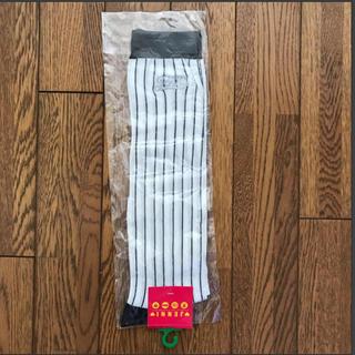 ジェニィ(JENNI)の新品 JENNI ジェニィ スポーティー ハイソックス 22〜24センチ(靴下/タイツ)