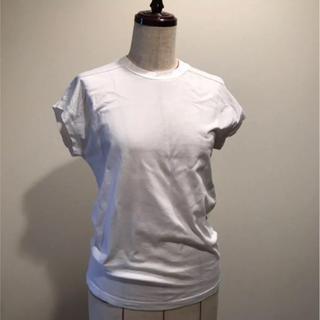 アパートバイローリーズ(apart by lowrys)の10/4削除予定 アパートバイローリーズ 白 T apart by lowrys(Tシャツ(半袖/袖なし))