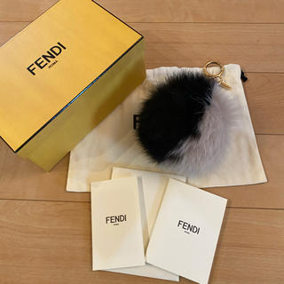 FENDI - Fendi フェンディ  ファーチャーム