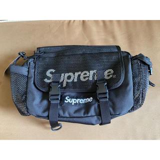 シュプリーム(Supreme)のSupreme Waist Bag (Black)(ボディーバッグ)