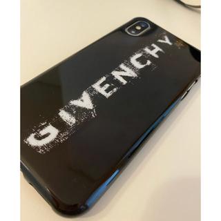 ジバンシィ(GIVENCHY)のGIVENCHY iPhoneXケース(iPhoneケース)