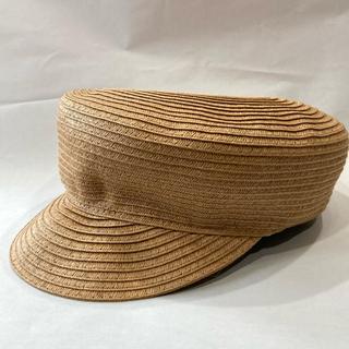 ドアーズ(DOORS / URBAN RESEARCH)のペーパーマリンキャスケット BE54(帽子)