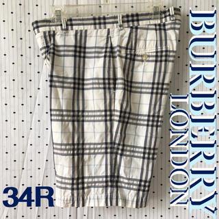 バーバリー(BURBERRY)のBURBERRY LONDON バーバリーロンドン限定ウォークショーツ34(ショートパンツ)