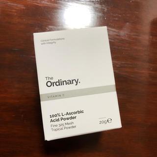 セフォラ(Sephora)のThe ordinary 100% L-ascorbic acid powder(その他)