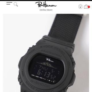 ロンハーマン(Ron Herman)のG-SHOCK for Ron Herman ロンハーマン ジーショック(腕時計(デジタル))