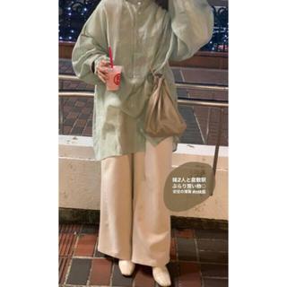 アリエス(aries)の新作 アリエスミラージュ sheer dress shirt(シャツ/ブラウス(長袖/七分))