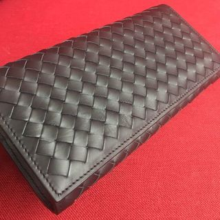 ボッテガヴェネタ(Bottega Veneta)の限定値下げ ボッテガヴェネタ 長財布 三つ折り(折り財布)