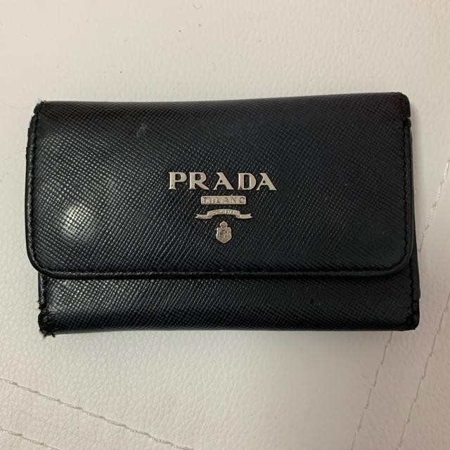 PRADA(プラダ)のPRADA プラダ キーケース 正規品 レディースのファッション小物(キーケース)の商品写真