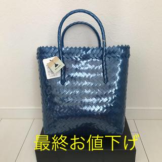 ニコアンド(niko and...)のニコアンド 新品 バッグ エコバッグ かごバッグ ハンドバッグ(ハンドバッグ)