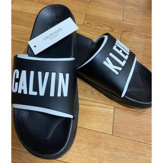 カルバンクライン(Calvin Klein)のカルバンクライン CalvinKlein シャワーサンダル(サンダル)