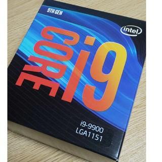 Intel Core i9 9900 新品、未使用、未開封(PCパーツ)