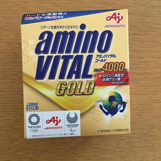 アジノモト(味の素)のアミノバイタルゴールド 30本入(アミノ酸)
