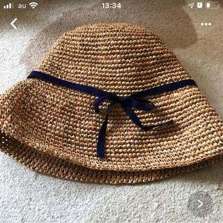 スタディオクリップ(STUDIO CLIP)の帽子(麦わら帽子/ストローハット)