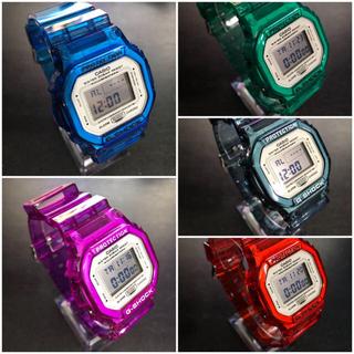 CASIO G-SHOCK DW-5600MW-7er カスタム(腕時計(デジタル))