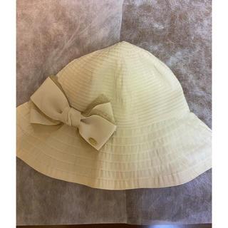 トッカ(TOCCA)のトッカUV帽子(ハット)
