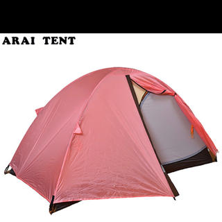 アライテント(ARAI TENT)のアライテント トレックライズ 0  限定ピンク カタログ付き(登山用品)
