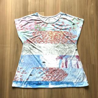 グラニフ(Design Tshirts Store graniph)のgraniph グラニフ スイミー カットソー(カットソー(半袖/袖なし))