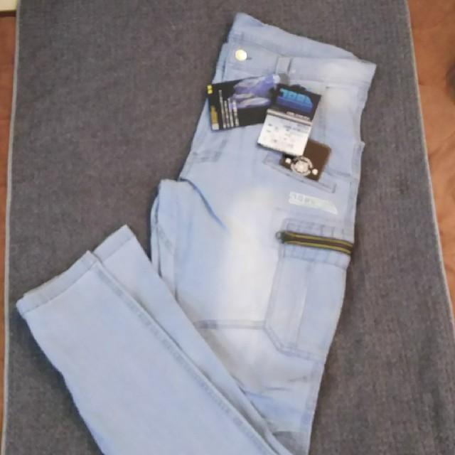 寅壱(トライチ)の寅壱COOLストレッチ上下3Lのセット❕ メンズのスーツ(セットアップ)の商品写真