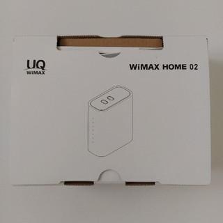 エヌイーシー(NEC)のwimax home 02(その他)