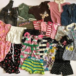 アナップキッズ(ANAP Kids)の80~90サイズ 夏物 まとめ売り(Tシャツ)