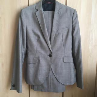ORIHICA - 美品🍉グレー色のサマースーツ 上下セット