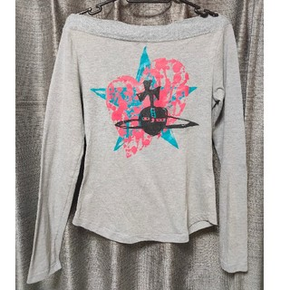ヴィヴィアンウエストウッド(Vivienne Westwood)の【ヴィヴィアンウエストウッド】グレートップス(Tシャツ(長袖/七分))