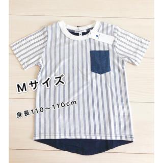 グローバルワーク(GLOBAL WORK)のGLOBAL WORK キッズ Tシャツ M新品タグ付き(Tシャツ/カットソー)
