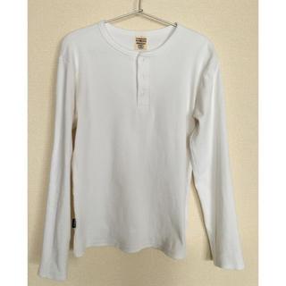 アヴィレックス(AVIREX)の(アヴィレックス)AVIREX DAILY HENLEYNECK LS TEE (Tシャツ/カットソー(七分/長袖))