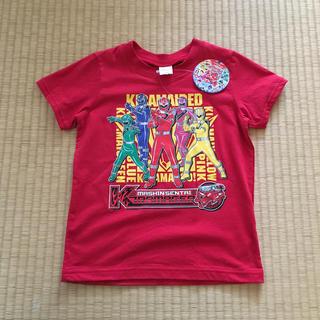 バンダイ(BANDAI)の新品 キラメイジャー    Tシャツ 110cm(Tシャツ/カットソー)
