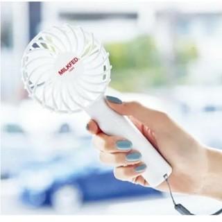 ミルクフェド(MILKFED.)のSpring付録✫MILKFEDミニ扇風機(扇風機)