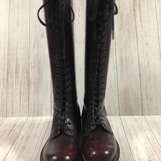 ドクターマーチン(Dr.Martens)の激レアモデル☆☆イングランド☆☆ホワイト社製 20ホール(ブーツ)