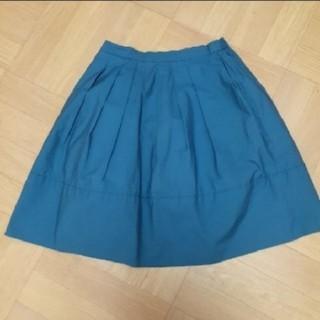 イッカ(ikka)のikka 膝丈スカート(ひざ丈スカート)