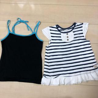 ビケット(Biquette)のタンクトップとフレンチ袖トップス(Tシャツ/カットソー)