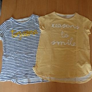 ザラキッズ(ZARA KIDS)のZara Girls Tシャツ2枚セット 152cm(Tシャツ/カットソー)
