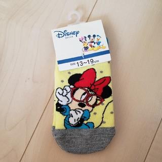 Disney - ミニーちゃん 靴下 13~19cm 新品★未使用