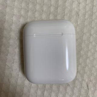 アップル(Apple)のAirPods 第2世代 充電ケース ジャンク品(バッテリー/充電器)