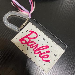 バービー(Barbie)のBarbie バービー ICカード入れ カードケース (名刺入れ/定期入れ)
