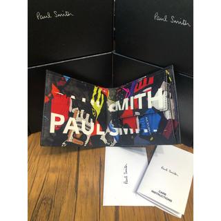 ポールスミス(Paul Smith)のPaul Smith ポールスミス サイクル グローブ 2つ折り財布 長財布(折り財布)