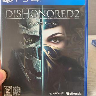 ディスオナード 2 PS4(家庭用ゲームソフト)