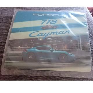 ポルシェ(Porsche)のポルシェ 718 cayman マウスパッド(車種別パーツ)