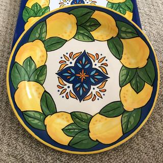 カルディ(KALDI)のカルディ レモンバッグ プレート お皿(食器)