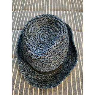 ムジルシリョウヒン(MUJI (無印良品))の帽子 無印(麦わら帽子/ストローハット)