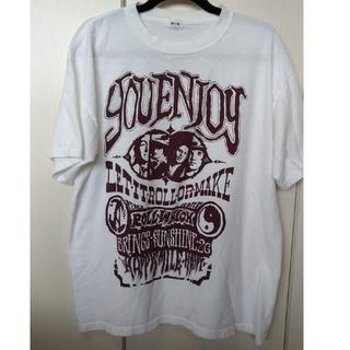 メイドインワールド(MADE IN WORLD)の白Tシャツ MIW メイドインワールド Made in world(Tシャツ/カットソー(半袖/袖なし))
