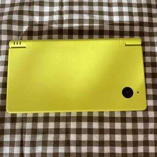 ニンテンドーDS(ニンテンドーDS)のDSi ライムグリーン(携帯用ゲーム機本体)