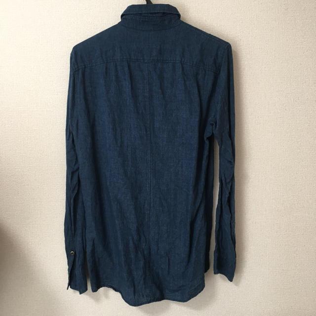 ATTACHIMENT(アタッチメント)のアタッチメント コットンリネン シャンブレー 1ポケットボタンダウンシャツ 2 メンズのトップス(シャツ)の商品写真