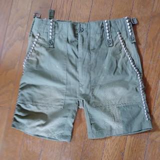 エルエイチピー(LHP)のZac VARGAS ザックバルガス  スタッズ パンツ ショートパンツ(ショートパンツ)